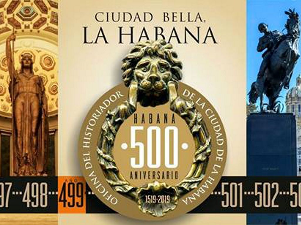 Programa - HAVANA 500 YEARS OLD